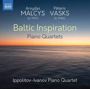 Baltic Inspiration - Piano Quartets Product Image