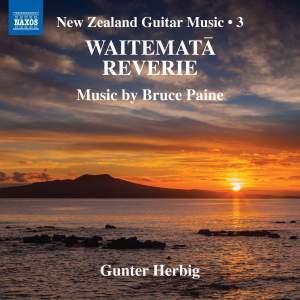 Bruce Paine: New Zealand Guitar Music, Vol. 3