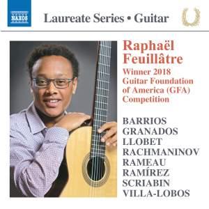 Raphaël Feuillâtre Guitar Laureate Recital