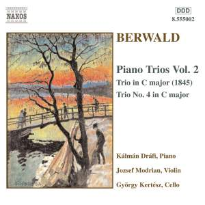 Berwald: Piano Trios, Vol. 2 Product Image