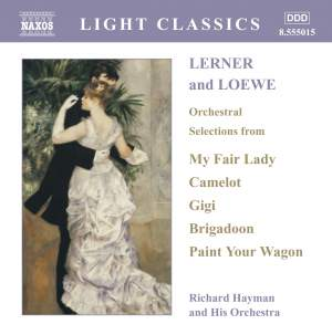 Lerner & Loewe: Orchestral Selections Product Image