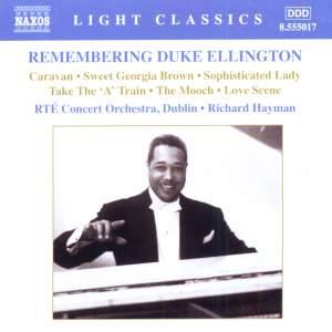 Remembering Duke Ellington