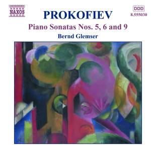 Prokofiev - Piano Sonatas Nos. 5, 6 & 9 Product Image