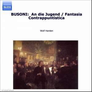 Busoni - Piano Music Volume 1