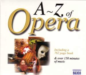 The A-Z of Opera