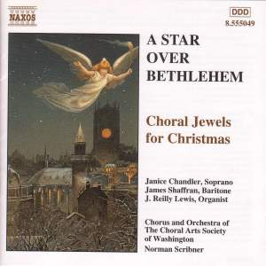 A Star Over Bethlehem Product Image