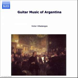 Guitar Music Of Argentina, Vol. 1 Product Image