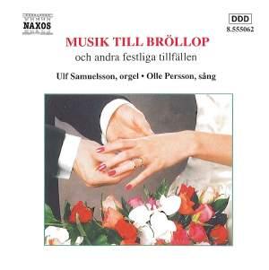 Musik till bröllop och andra festliga tillfällen (Music for Weddings & Other Occasions)