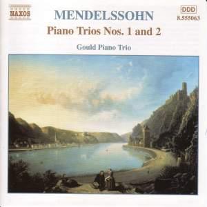 Mendelssohn - Piano Trios Nos. 1 & 2