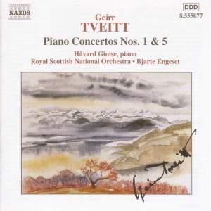 Tveitt: Piano Concertos Nos. 1 & 5
