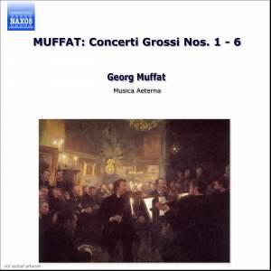 Muffat: Concerti Grossi Nos. 1-6