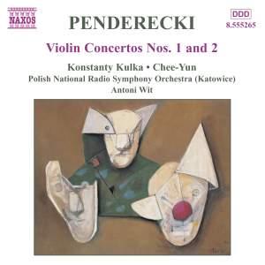Penderecki: Orchestral Works Vol. 4