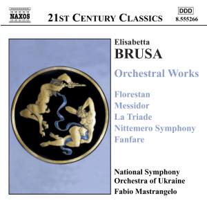 Brusa: Orchestral Works, Vol. 1