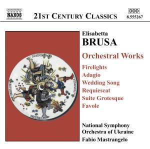 Brusa: Orchestral Works, Vol. 2 Product Image