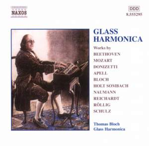 Music for Glass Harmonica Product Image