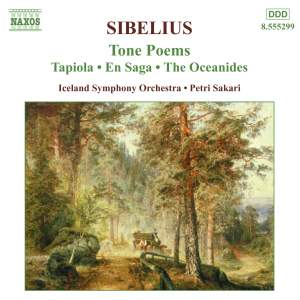 Sibelius - Tone Poems Product Image