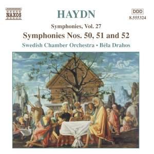 Haydn - Symphonies Volume 27 Product Image