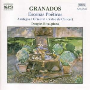 Granados - Piano Music Volume 5