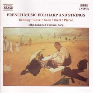 French Music for Harp & Strings Product Image