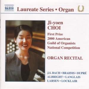 Organ Recital: Ji-yoen Choi Product Image