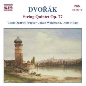 Dvorak - String Quintets Volume 2
