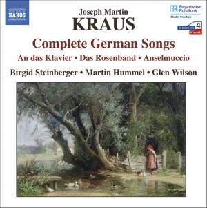 Kraus - Complete German Songs