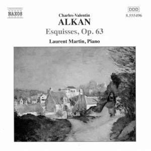 Alkan: Esquisses (48), Op. 63 Product Image