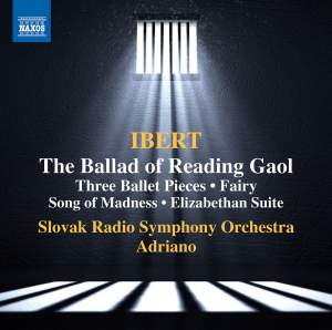 Ibert: The Ballad of Reading Gaol