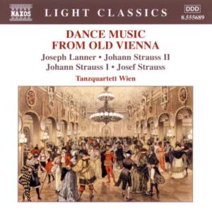 Dance Music of Old Vienna Product Image