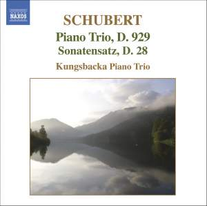Schubert: Piano Trio No. 2 & Movement for piano trio