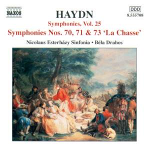 Haydn - Symphonies Volume 25 Product Image