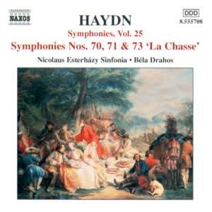 Haydn - Symphonies Volume 25 Product Image