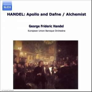 Handel: Apollo e Dafne & The Alchymist Product Image