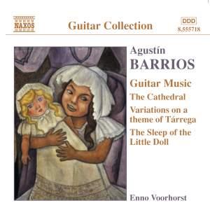 Barrios: Guitar Music Vol. 2