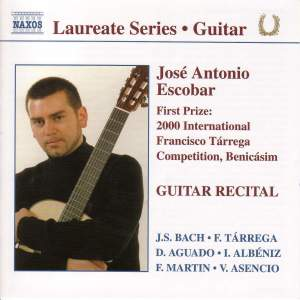 Guitar Recital: José Antonio Escobar