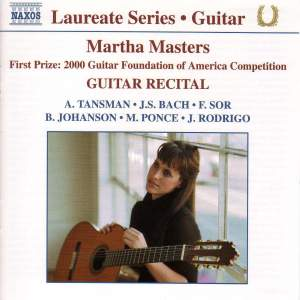 Guitar Recital: Martha Masters