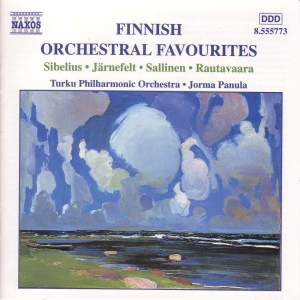 Finnish Orchestral Favourites Product Image