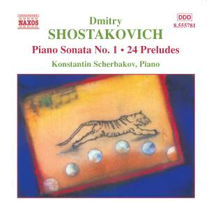 Shostakovich: Piano Sonata No. 1, Op. 12, etc.