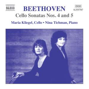 Beethoven - Music for Cello and Piano, Vol.3 Product Image