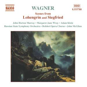 Wagner: Scenes from Lohengrin and Siegfried Product Image