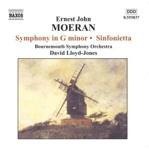 Moeran: Symphony in G minor & Sinfonietta