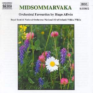 Midsommarvaka: Orchestral Favourites by Hugo Alfvén Product Image