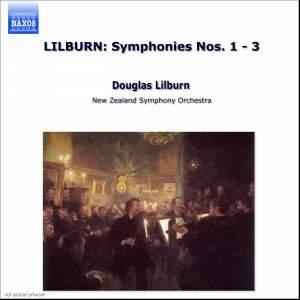 Lilburn: Symphonies Nos. 1, 2 & 3 Product Image
