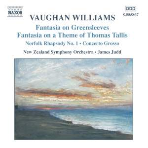 Vaughan Williams - Orchestral Favourites Product Image