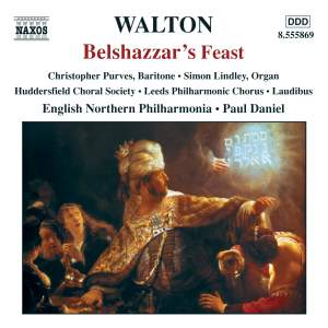Walton: Belshazzar's Feast, Crown Imperial & Orb and Sceptre Product Image