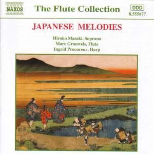Japanese Melodies Product Image