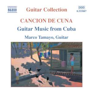 Guitar Music from Cuba Product Image