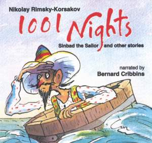 Rimsky Korsakov: 1001 Nights: 4 Stories From Arabian Nights Product Image