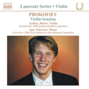 Violin Recital: Andrey Bielov Product Image