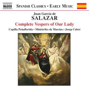 Salazar, J G: Complete Vespers for Our Lady